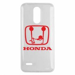 Чехол для LG K8 2017 Honda - FatLine