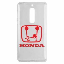 Чехол для Nokia 5 Honda - FatLine