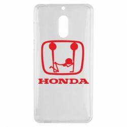 Чехол для Nokia 6 Honda - FatLine