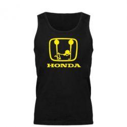 Мужская майка Honda - FatLine