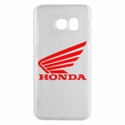 Чехол для Samsung S6 EDGE Honda