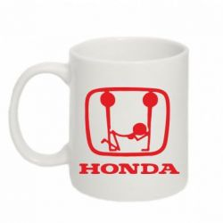 Кружка 320ml Honda - FatLine