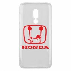 Чехол для Meizu 16 Honda - FatLine