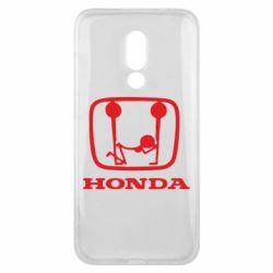 Чехол для Meizu 16x Honda - FatLine