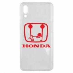 Чехол для Meizu E3 Honda - FatLine