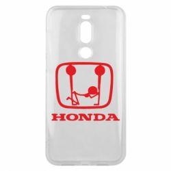 Чехол для Meizu X8 Honda - FatLine
