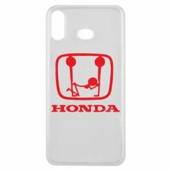 Чехол для Samsung A6s Honda