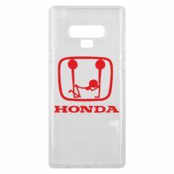 Чехол для Samsung Note 9 Honda - FatLine