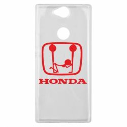 Чехол для Sony Xperia XA2 Plus Honda - FatLine