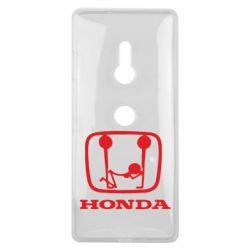 Чехол для Sony Xperia XZ3 Honda - FatLine