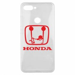 Чехол для Xiaomi Mi8 Lite Honda - FatLine