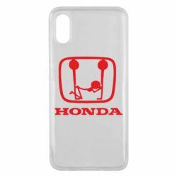Чехол для Xiaomi Mi8 Pro Honda - FatLine