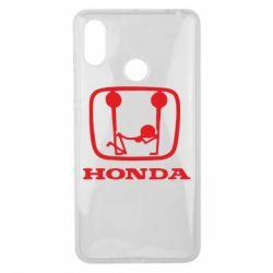 Чехол для Xiaomi Mi Max 3 Honda - FatLine