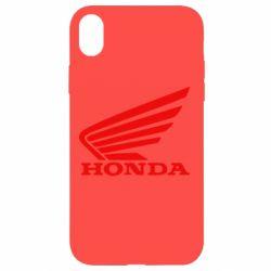 Чохол для iPhone XR Honda