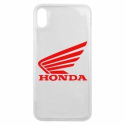 Чохол для iPhone Xs Max Honda