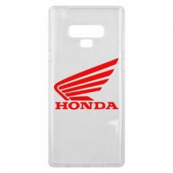 Чехол для Samsung Note 9 Honda