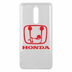 Чехол для Nokia 8 Honda - FatLine