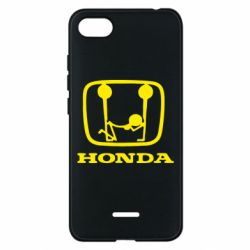 Чехол для Xiaomi Redmi 6A Honda