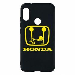 Чехол для Mi A2 Lite Honda - FatLine