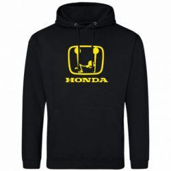 Толстовка Honda - FatLine