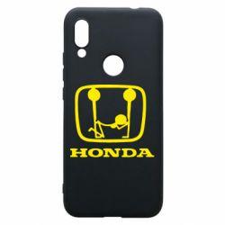Чехол для Xiaomi Redmi 7 Honda