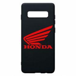 Чехол для Samsung S10+ Honda