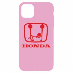 Чехол для iPhone 11 Honda - FatLine