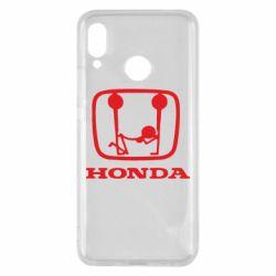 Чехол для Huawei Nova 3 Honda - FatLine