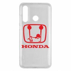 Чехол для Huawei Nova 4 Honda - FatLine