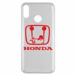 Чехол для Huawei Y9 2019 Honda - FatLine