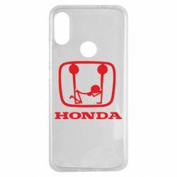 Чехол для Xiaomi Redmi Note 7 Honda
