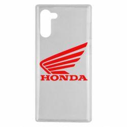 Чехол для Samsung Note 10 Honda