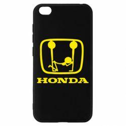 Чехол для Xiaomi Redmi Go Honda