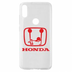 Чехол для Xiaomi Mi Play Honda