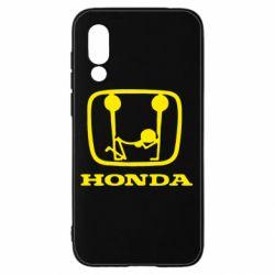 Чехол для Meizu 16s Honda