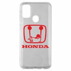 Чехол для Samsung M30s Honda