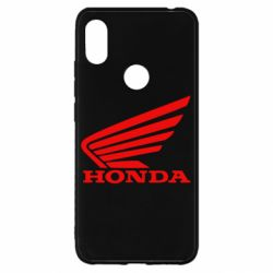 Чехол для Xiaomi Redmi S2 Honda