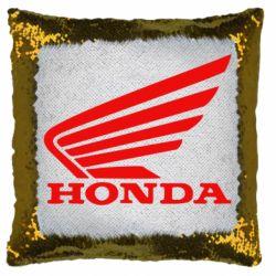 Подушка-хамелеон Honda