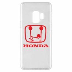 Чехол для Samsung S9 Honda - FatLine