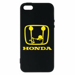 Чехол для iPhone5/5S/SE Honda - FatLine