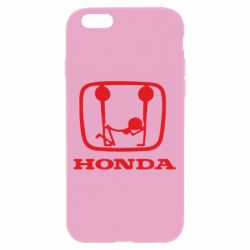 Чехол для iPhone 6/6S Honda - FatLine