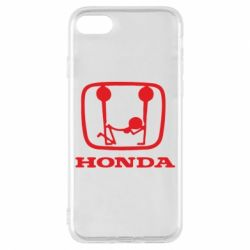 Чехол для iPhone 7 Honda - FatLine
