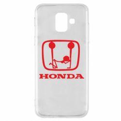 Чехол для Samsung A6 2018 Honda