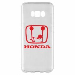 Чехол для Samsung S8+ Honda - FatLine