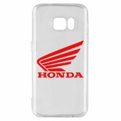 Чехол для Samsung S7 Honda