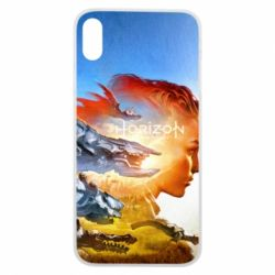 Чехол для iPhone Xs Max Horizon Zero Dawn art