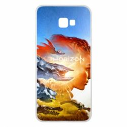 Чехол для Samsung J4 Plus 2018 Horizon Zero Dawn art