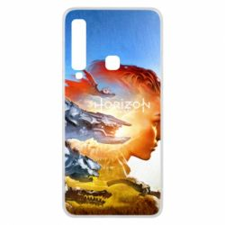 Чехол для Samsung A9 2018 Horizon Zero Dawn art