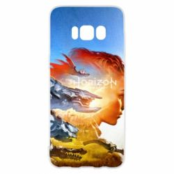 Чехол для Samsung S8 Horizon Zero Dawn art