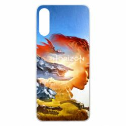 Чехол для Samsung A70 Horizon Zero Dawn art